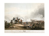 Battle of Salamanca on 22nd July 1812, Engraved by G. Lewis, Published 1813 Giclee Print by John Augustus Atkinson