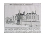 View of Turret House, Lambeth, 1798 Giclee Print by John Thomas Smith
