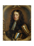 Portrait of William (1650-1702) Prince of Orange, C.1670 Giclee Print by William Wissing