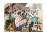 The Dog Groomers, 1820 Giclee Print by John James Chalon