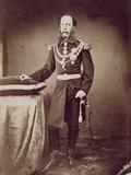 Ferdinand Maximilian Joseph I (1832-67) Archduke of Austria and Emperor of Mexico Photographic Print by Francois Aubert