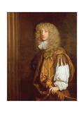 Richard (1644-1723) 2nd Earl of Bradford Giclee Print by Sir Peter Lely