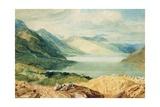 Loch Lomond Giclee Print by J. M. W. Turner