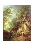 The Cottage Door, 1780s Giclee Print by Thomas Gainsborough
