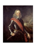 Colonel Rowland Eyre (1600-72) of Hassop Giclee Print by Robert Walker