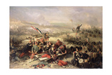 The Taking of Malakoff, 8th September 1855 Giclee Print by Adolphe Yvon
