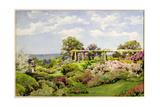 Nymans, Sussex Giclee Print by Alfred Parsons