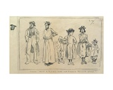 Rickety, Rackety Crew, 1895 Giclee Print by Philip William May