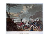 Battle of Busaco on 27th September 1810, Engraved by J.C. Stadler, Published 1818 Giclee Print by William Heath
