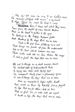 Original Draft for the Poem 'tears Idle Tears', First Published C.1847 Giclee Print by Alfred Lord Tennyson