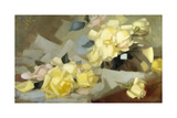 Roses Giclee Print by James Stuart Park