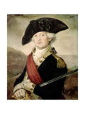 Colonel John May, 1789 Giclee Print by Christian Gullager