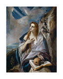 St. Mary Magdalene, C.1580 Giclee Print by  El Greco