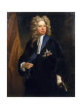 Robert Harley (1661-1724) 1st Earl of Oxford Kg Giclee Print by Jonathan Richardson