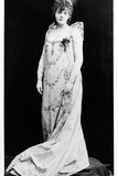 Rejane (1857-1920) as Catherine, Duchess of Dantzig in 'Madame Sans-Gene' by Victorien Sardou… Photographic Print by Reutlinger Studio