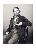 Sir Charles Edward Trevelyan (1807-86) Engraved by D.J. Pound from a Photograph, from 'The… Giclee Print by John Jabez Edwin Paisley Mayall