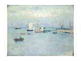 Poole Harbour, 1890 Giclee Print by Philip Wilson Steer