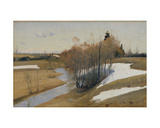 River Kordonka Giclee Print by Andrei Petrovich Ryabushkin