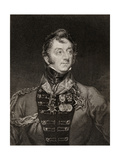 Sir Charles William Doyle (1770-1842) Engraved by Thomas Hodgetts (Fl.1801-46) 1827 Giclee Print by Margaret Sarah Carpenter