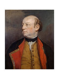Lieutenant General John Manners (1721-1770) Marquess of Granby Giclee Print by John Jackson