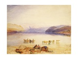 Ullswater Giclee Print by J. M. W. Turner