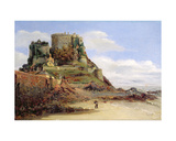 View of Jersey, 1883 Giclee Print by Guillaume Romain Fouace