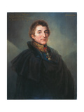 Field Marshal Arthur Wellesley, Kg Kcb (1769-1852) C.1820 Giclee Print by Peter Eduard Stroehling