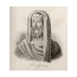 Diogenes of Sinope Giclee Print by J.W. Cook