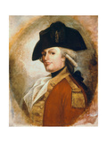 Captain William Raymond, 22nd Regiment of Foot, C.1790 Giclee Print by G.F. Chester