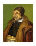The Jurist, 1566 Reproduction procédé giclée par Giuseppe Arcimboldo