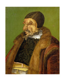 The Jurist, 1566 Giclee Print by Giuseppe Arcimboldo