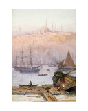 The Golden Horn, 1896 Giclee Print by William Lionel Wyllie