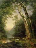 The Catskills, 1859 Giclee Print by Asher Brown Durand