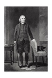 Portrait of Samuel Adams (1722-1803) Giclee Print by Alonzo Chappel