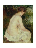 Bather, 1879 Giclee Print by Pierre-Auguste Renoir