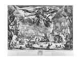 The Temptation of St. Anthony, 1635 Giclee Print by Jacques Callot