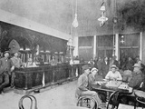 George Laman's Saloon in Jerome, Arizona Territory, 1897 Photographic Print