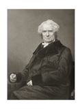 George Mifflin Dallas (1792-1864) Engraved by D.J. Pound from a Photograph, from 'The… Giclee Print by John Jabez Edwin Paisley Mayall