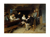 An Accident, 1879 Giclee Print by Pascal Adolphe Jean Dagnan-Bouveret