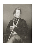 Fox Maule Ramsay (1801-74) 11th Earl of Dalhousie and 2nd Lord Panmure, Engraved by D.J. Pound… Giclee Print by John Jabez Edwin Paisley Mayall