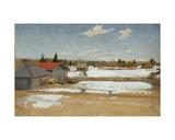 Tumenev's Estate, C.1890-95 Giclee Print by Andrei Petrovich Ryabushkin