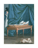 Death of William, C.1807 Giclee Print by Michele Felice Corne