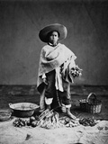 Native of Mexico Photographic Print by Francois Aubert
