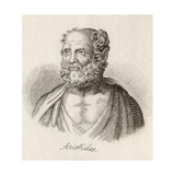 Aristides Giclee Print by J.W. Cook
