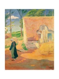 The Farm at Pouldu, 1890 Giclee Print by Paul Serusier