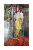 Woman Entering a Box at the Theatre, 1894 Lámina giclée por Henri de Toulouse-Lautrec