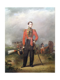 Lieutenant General Sir Thomas Bradford Kcb, C.1825 Giclee Print by John Pardon