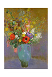 Bouquet of Wild Flowers, C.1900 Giclee Print by Odilon Redon