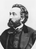 Leon Gambetta (1838-82) C.1870 Photographic Print