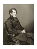 Thomas Slingsby Duncombe (1796-1861) Engraved by D.J. Pound from a Photograph, from 'The… Giclee Print by John Jabez Edwin Paisley Mayall